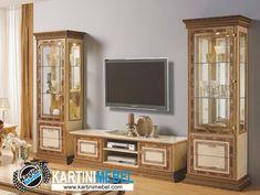 Kami dari pihak Kartini mebel menawarkan sebuah harga yang sangat bersaing atau kompetitif, dalam rangka untuk menjawab kebutuhan pasar, dan dalam hal itu, kami Kartini mebel Tv Unit, Wood Work, Living Rooms, Shabby, Woodworking, Cabinet, Wall, Modern, Furniture
