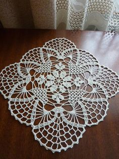 Items similar to table runner,set of doilies,table cover on Etsy - lace table clothtable runnerbeige doilycrochet Crochet Doily Rug, Crochet Doily Patterns, Crochet Tablecloth, Thread Crochet, Crochet Gifts, Lace Centerpieces, Crochet Table Runner, Lace Table, Lace Doilies