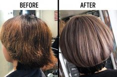 how to fix damaged hair at home