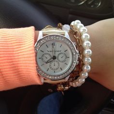 Love the watch and bracelets together