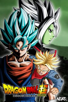 SAGA DE TRUNKS DEL FUTURO | DRAGON BALL SUPER
