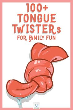 Dinner table or long car ride? Enjoy these funny riddles and wacky brain teasers… Dinner table or long car ride? Enjoy these funny riddles and wacky brain teasers for kids. The perfect read-aloud list for parents & kids, plus links to more! Funny Tongue Twisters, Tongue Twisters For Kids, Funny Riddles, Funny Jokes For Kids, Kid Jokes, Kids Jokes And Riddles, Fun Funny, Hilarious, Family Fun Games