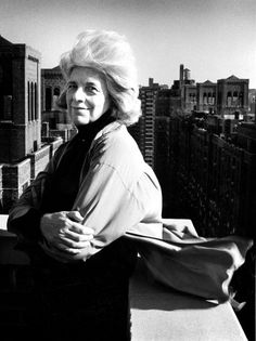 Susan Sontag. New York 1999 de Francesco Gattoni