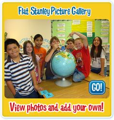 Flat Stanley Classroom Activities- lesson plans and activities