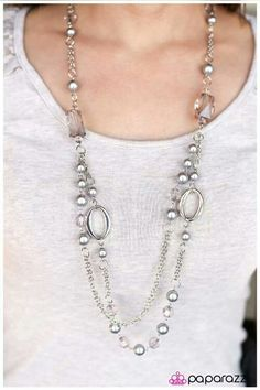 New item!!!  Just released today.  So pretty!!! Www.paparazziaccessories.com/29541