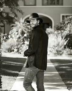 Daniel di Tomasso for Bailey Hats Bailey Hats, Beautiful Creatures, Hipster, Oc, Style, Fashion, Beautiful Men, Swag, Moda