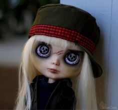 La muñeca de Blythe Custom infectados Jessie por por SweetCrate
