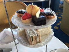 Traditional Afternoon Tea on Fred Olsen Balmoral Cruise Reviews, Olsen, Cruises, Afternoon Tea, Traditional, Ethnic Recipes, Travel, Food, Viajes