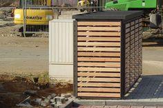 Müllboxen von bick•points | Ansichten