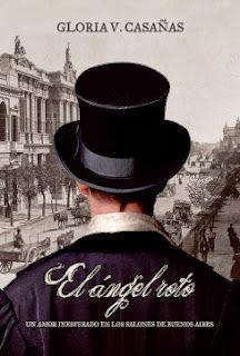 Fans de Autoras de Novelas Románticas: El Ángel Roto, Gloria V. Casañas