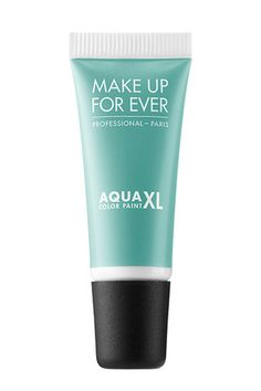 Shop MAKE UP FOR EVER's Aqua XL Color Paint Shadow at Sephora. The waterproof, cream shadow delivers easy blendability and ultra-pigmented color. Long Lasting Makeup, Sweat Proof, Skin Makeup, Makeup Eyeshadow, Best Makeup Products, Beauty Products, Sephora, Paint Colors, Aqua