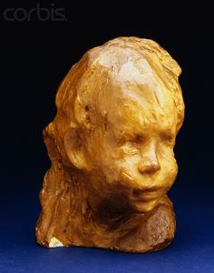 Hebrew Child by Medardo Rosso