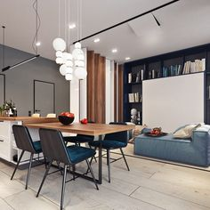 Take a look through a gallery of 5 stylish contemporary studio apartments gathered together for your personal perusal. If you're looking for ideas or inspiration, these studios are an ideal place to start looking. Each has an abundance of motivation. Expertly styled for different tastes and preferences, all of them cater to the needs of […]  5 Beautiful Studio Apartments   http://www.homemidas.com/2017/02/16/5-beautiful-studio-apartments/