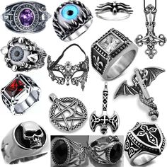 Check out the new spooky jewelry items just in at Ipso Facto this week! Get yours' today at www.ipso-facto.com or our Fullerton, CA boutique.