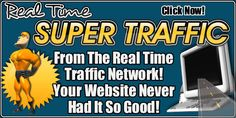 This new blog is about the text ad exchange RealTime Super Traffic - Kenny Lessing