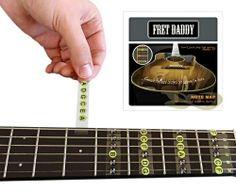 Fret Daddy The Fretboard Note Map for Electric/Acoustic Guitar Fret Daddy http://www.amazon.com/dp/B00FH1OAXU/ref=cm_sw_r_pi_dp_LcPItb05VTZY7SE5