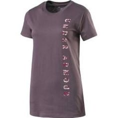 Under Armor Ladies Shirt Vertical Wm Graphic Classic Crew, size M in brown / taupe, size M in brown /#armor #brown #classic #crew #graphic #ladies #shirt #size #taupe #vertical Debbie Macomber, Under Armour, Joma Style, Tommy Hilfiger Pullover, Best Anniversary Gifts, S Shirt, Jackett, Graphic Shirts, Best Friend Gifts