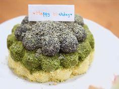 경단 떡 케이크