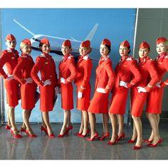 """#aeroflot #afl #topstewardess #stewardess #flightattendant"" Photo taken by @ane4ka_shapovalova on Instagram, pinned via the InstaPin iOS App! http://www.instapinapp.com (04/09/2015)"