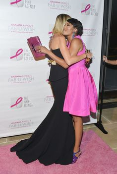 Alicia Quarles In The Pink Agenda Th Annual Gala  October