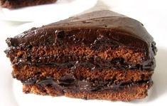 Egy igazi csokis álom: Amerikai csokitorta - Finom ételek, olcsó receptek Hungarian Recipes, Cake Cookies, Oreo, Cake Recipes, Food Porn, Food And Drink, Tasty, Sweets, Snacks