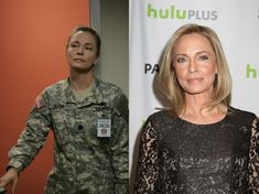 Susanna Thompson As Lt. Susanna Thompson, Ncis, Singers, Military Jacket, Actors, Superhero, Female, Film, Celebrities