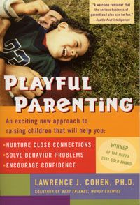 Playful Parenting by L.Cohen is a great inspiration. Can you remember to be more playful especially towards bedtime when everyone is tired?