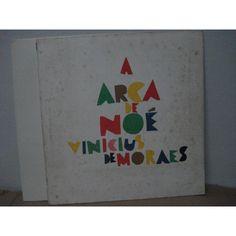 Lp Vinil - Vinicius De Moraes - A Arca De Noé Completo