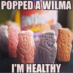 There's the Betty vitamin!!