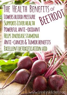 The Health Benefits of Beetroot – Recipes Included