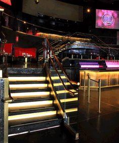 Rain Nightclub. VIP arrangements for 30 of Colton's friends in Vegas.
