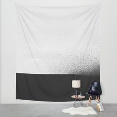 black 00 Wall Tapestry by LEEMO   Society6
