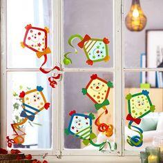 Trend Sachenmacher Fensterbilder Drachen