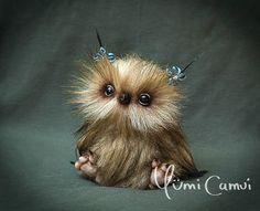 Owl Polya by By Yumi Camui | Bear Pile