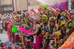 Pasto Celebrations - Carnaval de Negros y Blancos first n second was of January