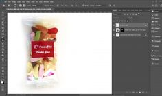 Free Download - Photoshop Template File for Branded Promo Lollies Label Templates, Print Templates, Free Photoshop, Printed Bags, Confectionery, Photo Editing, Card Templates Printable, Editing Photos, Photo Manipulation