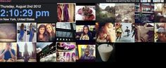 This Is Now shows you exactly what's going on in the world through Instagram photos