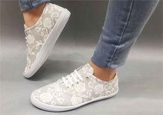 Dunlop Bayan Spor Zenne Gri Beyaz(511007Z)