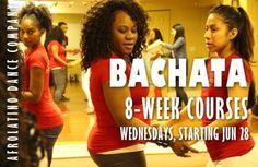 8-Week BACHATA 1 Course | TorontoDance.com