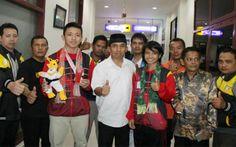 Atlet Karate Bengkulu Sumbang Koleksi Medali Indonesia
