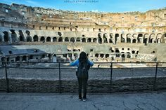 Colosseum – Eat, Click, Travel and Repeat! Archaeological Site, Repeat, Explore, Travel, Viajes, Destinations, Traveling, Trips, Monuments