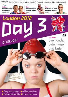 Paralympic Daily - Day 3