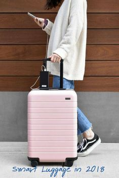 6ad454e6eb See more. Smart Luggage worth talking about in 2018
