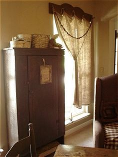 1000 Images About Primitive Window Treatments On