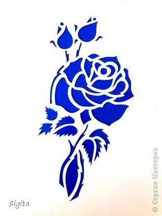 Схемы брала у http://stranamasterov.ru/user/22101. Спасибо, kimiburan! Когда зашла СМ создать новую запись блоге, удивилась - кто - то еще вставил сюда розу из этой серии!!! фото 2