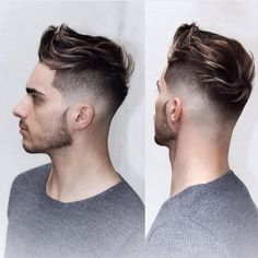 Check out ✔@MensHairs and choose your hairstyle  By: ✂@ryancullenhair