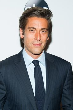 David Muir takes over at ABC\'s \'World News\'