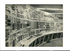 1973_Porto de Tubarão_controle de operação