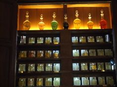 Florence, Italy Santa Maria Novella Pharmacy The oldest operating pharmacy in the world, featuring 800 year old recipes