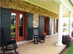 Find this home on Realtor.com  #Louisiana #front #porch